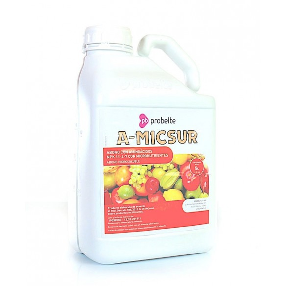 Fertilizante A-Micsur Plus...